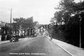 Canford Cliffs, c1930