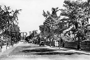 Westbourne, Stevenson Avenue c1930