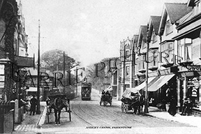 Parkstone, Ashley Cross c1905
