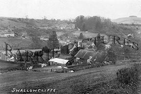 Swallowcliff, Village c1910
