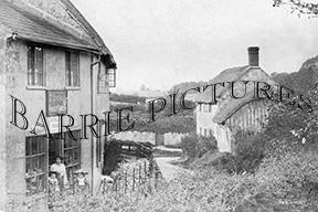 Swallowcliff, Village Store c1895