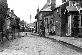 Codford St Mary, c1915