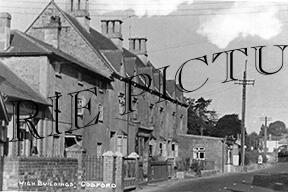 Codford, High Buildings c1955