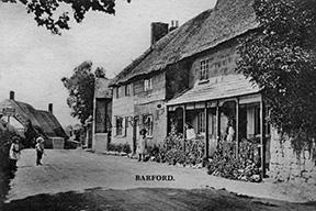 Barford St Martin, c1900