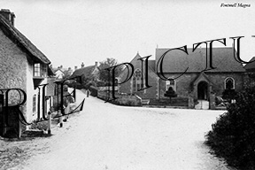 Fontmell Magna, c1910