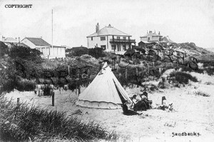 Sandbanks, c1910