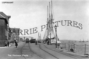 Poole, The Harbour c1920