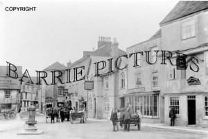 Axbridge, George Hotel c1920