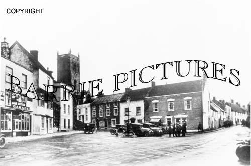 Axbridge, c1930