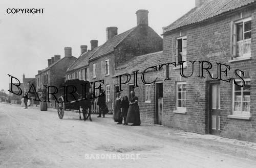 Basonbridge, Village c1900