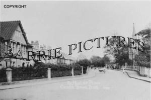 Bath, De Montalt Place c1930