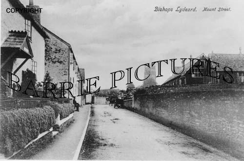 Bishops Lydeard, Mount Street c1920