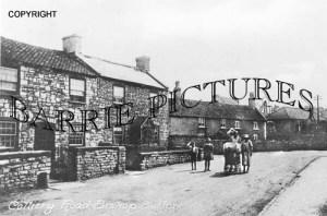 Bishop Sutton, Colliery Road c1910