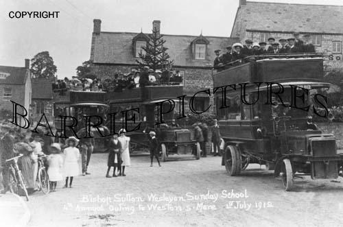 Bishop Sutton, Wesleyon Sunday School 1912