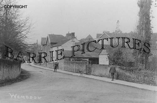 Wembdon, Village c1910