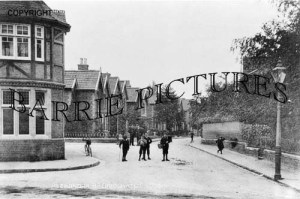 Bridgwater, Alexandra Road c1910