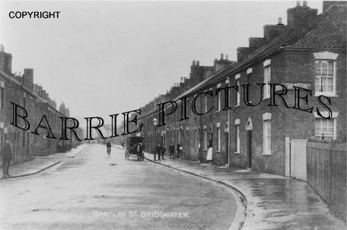 Bridgwater, Barclay Street c1910