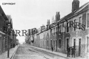 Bridgwater, Church Street c1900
