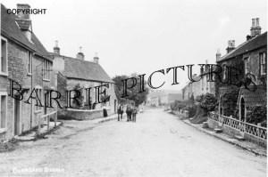 Buckland Dinham, Village c1900