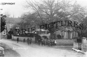 Burrowbridge, Village c1900
