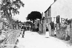 Catcott, Village c1900