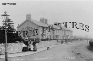 Chard, Crewkerne Road c1910