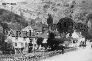 Cheddar, Village c1900