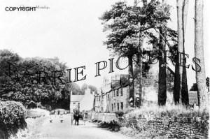 Chewton Mendip, Village c1910