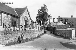 Chilcompton, The School c1920