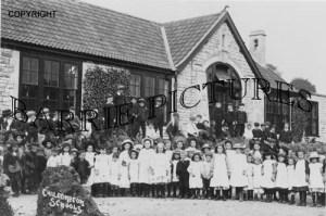 Chilcompton, Schools c1900
