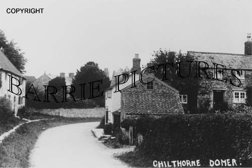 Chilthorne Domer, Village c1910