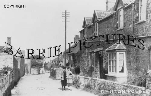 Chilton Polden, Village c1920