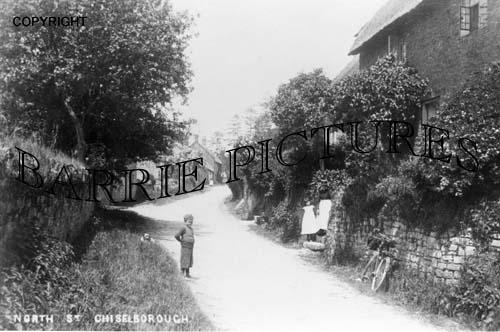 Chiselborough, North Street c1910