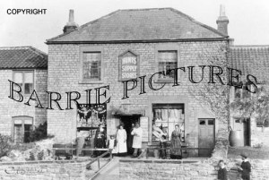 Clutton, Hunts Supply Stores c1900