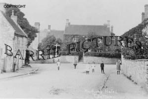 Clutton, Railway Hotel c1910