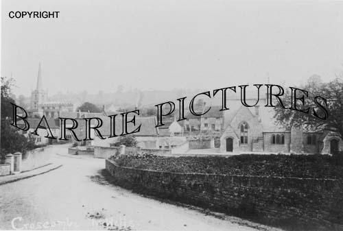 Croscombe, Village c1910