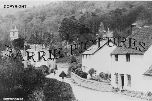 Crowcombe, The Village c1910