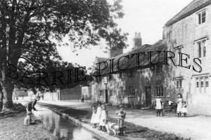 Dinder, Village c1900