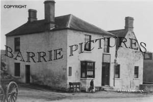 Dunkerton, The Inn c1900