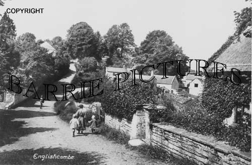 Englishcombe, Village c1910