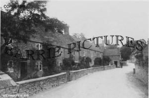 Evercreech, Weymouth Road c1910
