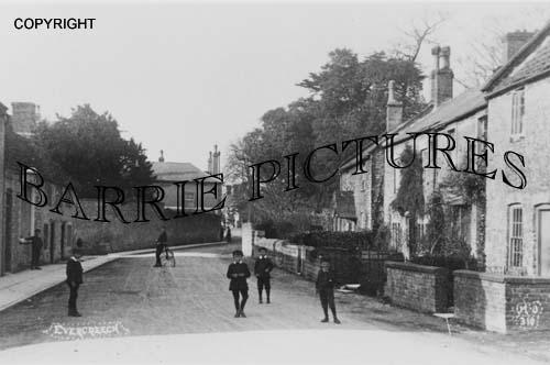Evercreech, Village c1910
