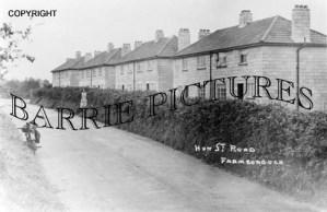 Farmborough, Hun Street Road c1920