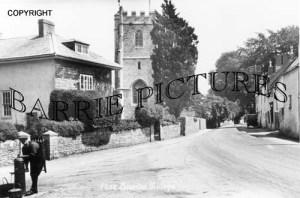 Flax Bourton, Church c1910