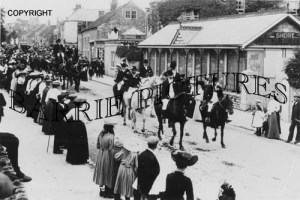 Frome, Christchurch Street West c1900