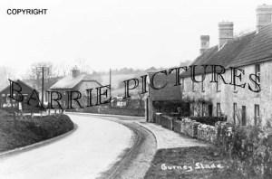 Gurney Slade, Village c1920