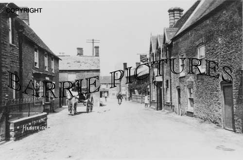 Henstridge, Village c1900