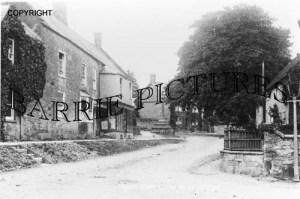 Hinton St George, West Street c1910
