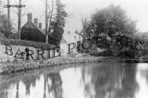 Horsington, Village Pond c1900
