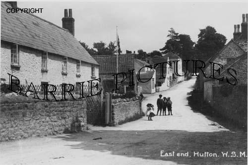 Hutton, East End c1900